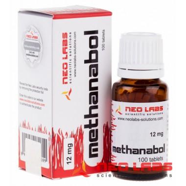 Methanabol Метанабол 12 мг, 100 таблеток, Neo Labs в Караганде