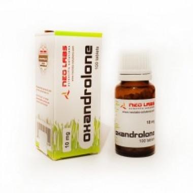 Oxandrolone Оксандролон 10 мг, 100 таблеток, Neo Labs в Караганде