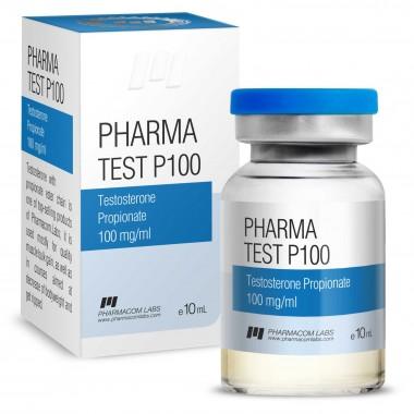 PHARMATEST P 100 мг/мл, 10 мл, Pharmacom LABS в Караганде