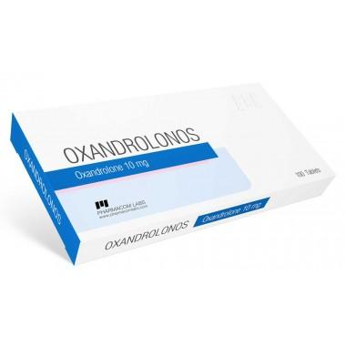 OXANDROLONOS 10 мг, 100 таблеток, Pharmacom Labs в Караганде