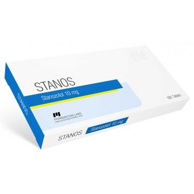 STANOS 10 мг, 100 таблеток, Pharmacom LABS в Караганде