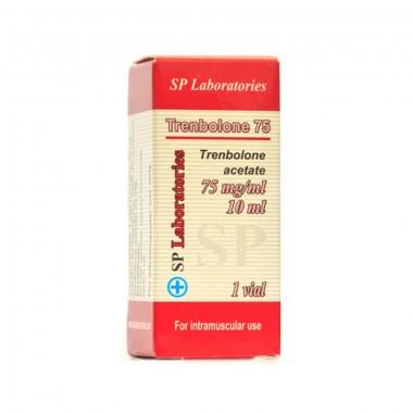 Thenbolone Acetate Тренболон Ацетат 75 мг/мл, 10 мл, SP Laboratories в Караганде